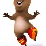 medvěd — Stock fotografie