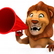 Lion — Stock Photo #35390693