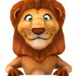 Lion — Stock Photo #36772401