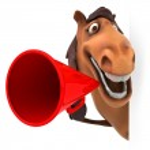 Horse . — Stock Photo #36963579