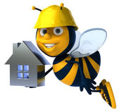 Bee . — Stock Photo