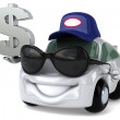 Cool car — Stock Photo #37423313