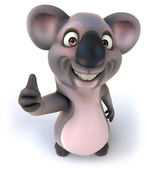 Fun koala — Stock Photo