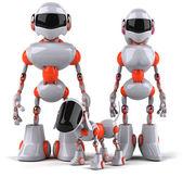 Роботы — Стоковое фото