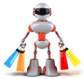 Robô — Foto Stock