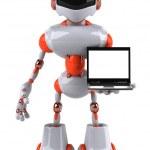 ロボット — ストック写真 #38081837