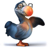 Dodo bird — Stock Photo