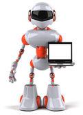 Robota — Zdjęcie stockowe