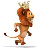 Fun Lion — Foto Stock