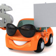 Cool car — Stock Photo #38955101