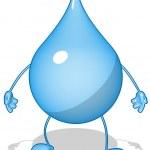 воды — Стоковое фото