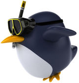 Penguin — Stock Photo