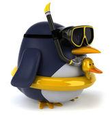 Penguin — Fotografia Stock