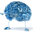 Stock Photo: Fun brain
