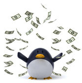 пингвин — Стоковое фото