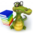 Fun crocodile — Stock Photo #40585021