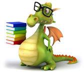 Dragão do divertimento — Foto Stock