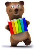 Niedźwiedź — Zdjęcie stockowe