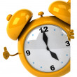 Alarm clock — Stockfoto #41248375