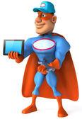 Super mechaniker — Stockfoto
