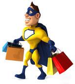 Superhero — Stock fotografie