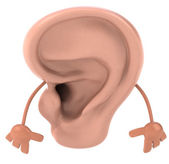 Ear . — Stock Photo
