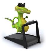 Crocodile — Foto Stock