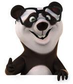 Panda spaß — Stockfoto