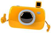 Fun camera — Stockfoto