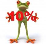 Frog — Stock Photo #44421819