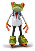 Frog doctor — Stock Photo