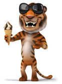 Tigre — Foto de Stock