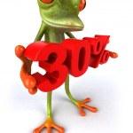 Frog — Stock Photo #46587077