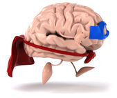 Super Brain — Stock Photo