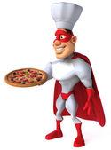 Super chef — Stock Photo