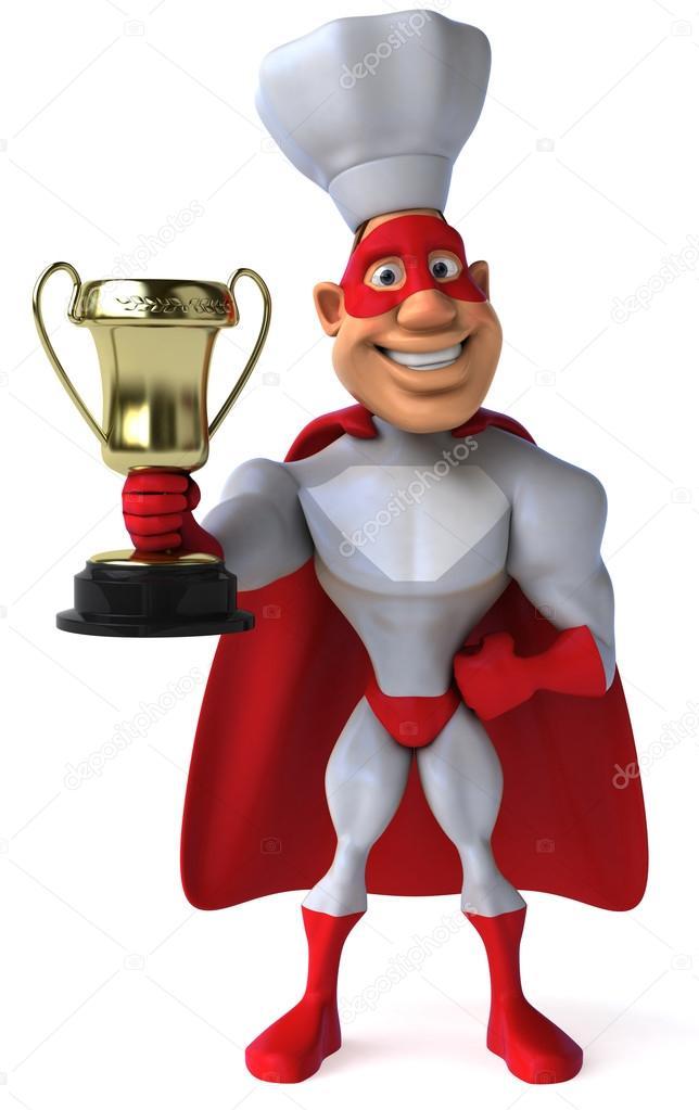 Chef de super h ros photographie julos 47833817 - Super chef 2000 ...