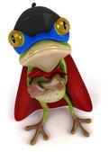 Super frog — Foto Stock