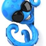 Blue Octopus — Stock Photo #48242151