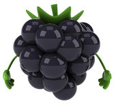 Berry 3d illustration — Foto de Stock