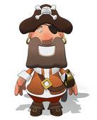 Fun Pirate — Stock Photo