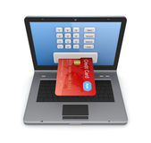 Online payments concept. — Stock Photo