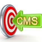 CMS concept. — Stock Photo #13609172