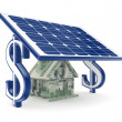 Solar energy concept — Stock Photo #20395075