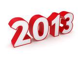New 2013 year. — Stock Photo