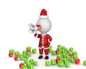 Christmas sale concept. — Stock Photo