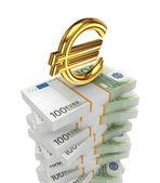 Euro concept. — Stock Photo