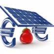 Solar energy concept. — Stock Photo #23135290
