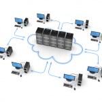Cloud computing concept. — Stock Photo #25247219