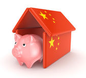 Piggy bank. — Foto Stock