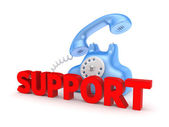 Support concept. — Stock Photo